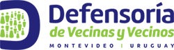 Defensoría de Vecinas y Vecinos Logo